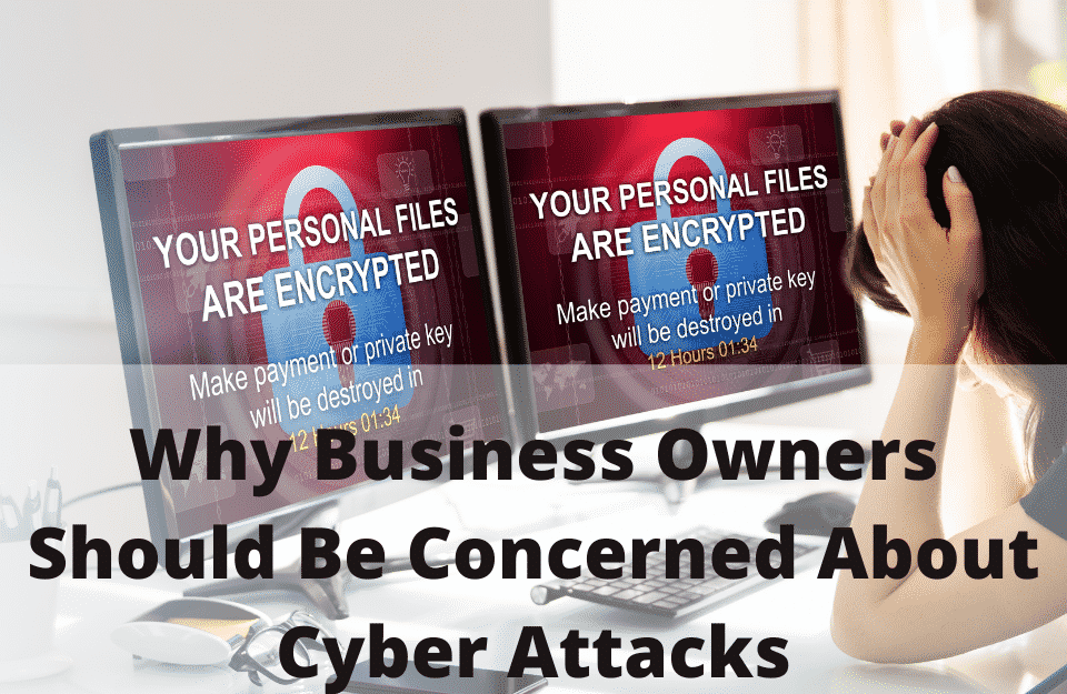 Why Business Owners Should Be Concerned About Cyber Attacks